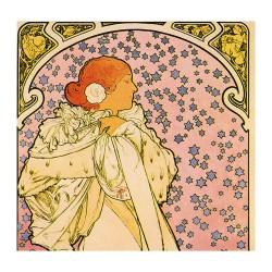 Nástěnný kalendář 2020 Alfons Mucha