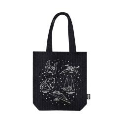 BAAGL plátěná taška Star wars