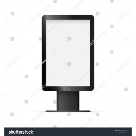 Desky světelná reklama - opál - 3 mm