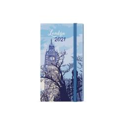 Týdenní diář 2021 Jakub Lamino kapesní - Big Ben