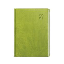 Týdenní diář 2021 Prokop Vivella B6 - zelená