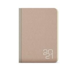 Týdenní diář 2021 Zoro Eco s poznámkami A5 - bílá