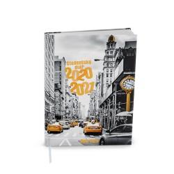 Týdenní diář 2021 Student Lamino kapesní- New York