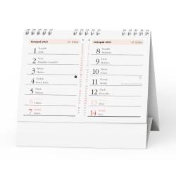 Stolní kalendář 2021 Lemon