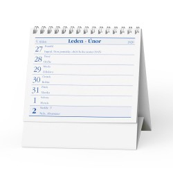 Stolní kalendář 2021 Mini
