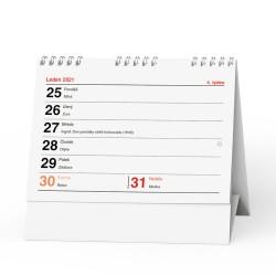 Stolní kalendář 2021 Easy
