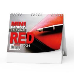Stolní kalendář 2021 Mini tříměsíční