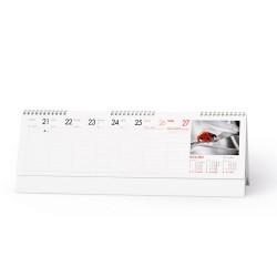 Stolní kalendář 2021 Pracovní kalendář ŽÁNROVÝ