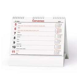 Stolní kalendář 2021 Kapitán