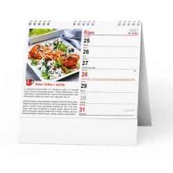 Stolní kalendář 2021 IDEÁL - Hrníčkové recepty