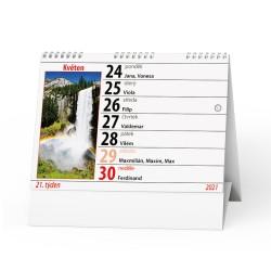 Stolní kalendář 2021 Velký rok