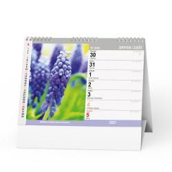 Stolní kalendář 2021 Květiny