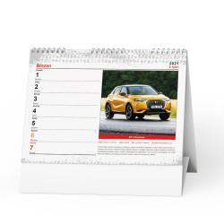 Stolní kalendář 2021 Autotip