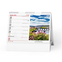 Stolní kalendář 2021 Praha