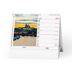 Stolní kalendář 2021 Z domova