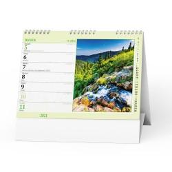 Stolní kalendář 2021 Toulky přírodou
