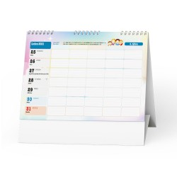 Stolní kalendář 2021 Rodinný kalendář
