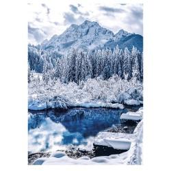 Nástěnný kalendář 2021 Alpy