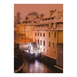 Nástěnný kalendář 2021 Praha