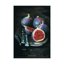 Nástěnný kalendář 2021 - Food Art