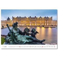 Nástěnný kalendář 2021 - World Heritage