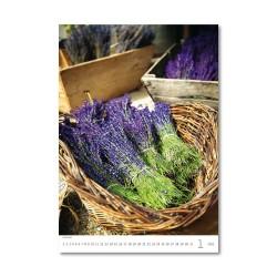 Nástěnný kalendář 2021 - Provence