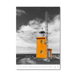 Nástěnný kalendář 2021 - Colour Art