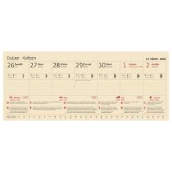 Stolní kalendář 2021 - Lunární kalendář