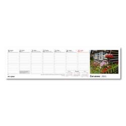 Stolní kalendář 2021 - Žánrový kalendář
