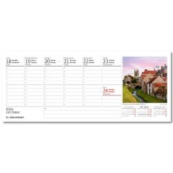 Stolní kalendář 2021 - Obrázky ze světa/Obrázky zo sveta