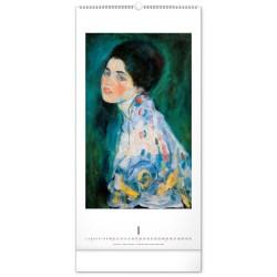 Nástěnný kalendář 2021 Gustav Klimt