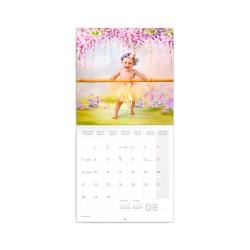 Nástěnný poznámkový kalendář 2021 Babies – Věra Zlevorová