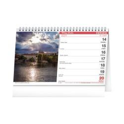 Stolní kalendář 2021 Praha – Miluju Prahu