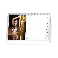 Stolní kalendář 2021 Girls