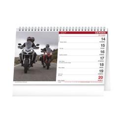 Stolní kalendář 2021 Motorky