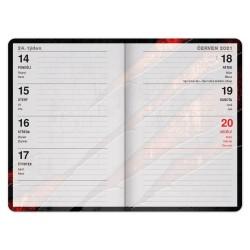 Školní diář Láva (září 2020 – prosinec 2021)