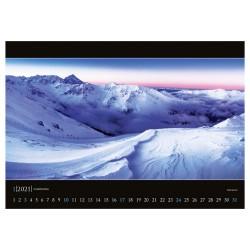 Nástěnný kalendář 2021 - Tatry Panorama