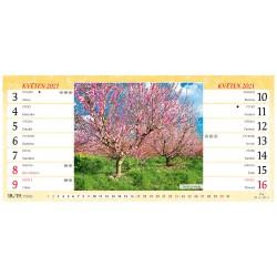 Stolní kalendář 2021 - Poezie přírody