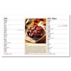 Stolní kalendář 2021 - Zdraví z přírody