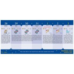 Stolní kalendář 2021 - Lunární