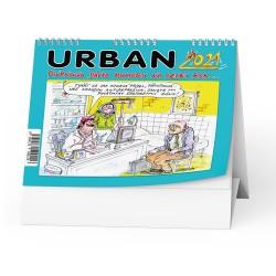 Stolní kalendář 2021 Urban - Pivrncova dávka humoru na celej rok