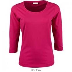 Dámské tričko 3/4 rukáv Stretch Tee - Výprodej