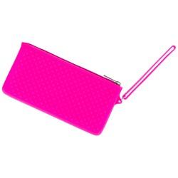 Silikonové pouzdro neonově růžové
