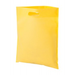 BL taška z netkané textilie žlutá
