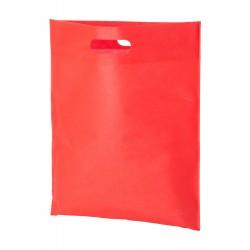 BL taška z netkané textilie červená