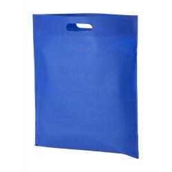 BL taška z netkané textilie modrá