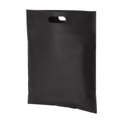 BL taška z netkané textilie černá
