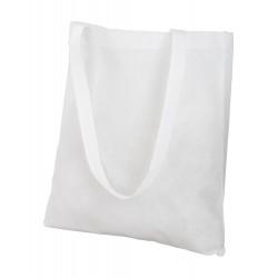 FR taška z netkané textilie bílá
