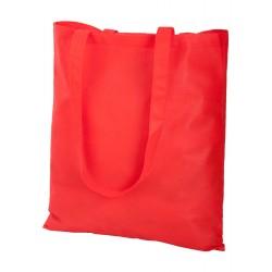 FR taška z netkané textilie červená