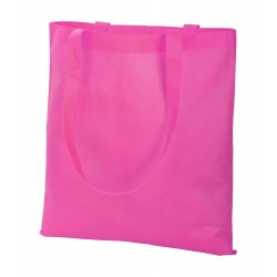 FR taška z netkané textilie růžová